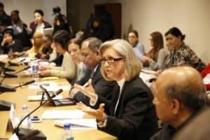 Yvonne at UN