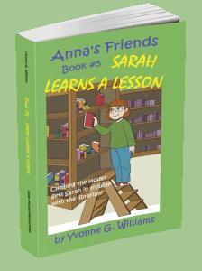 Book 5 Sarah Learns a Lesson